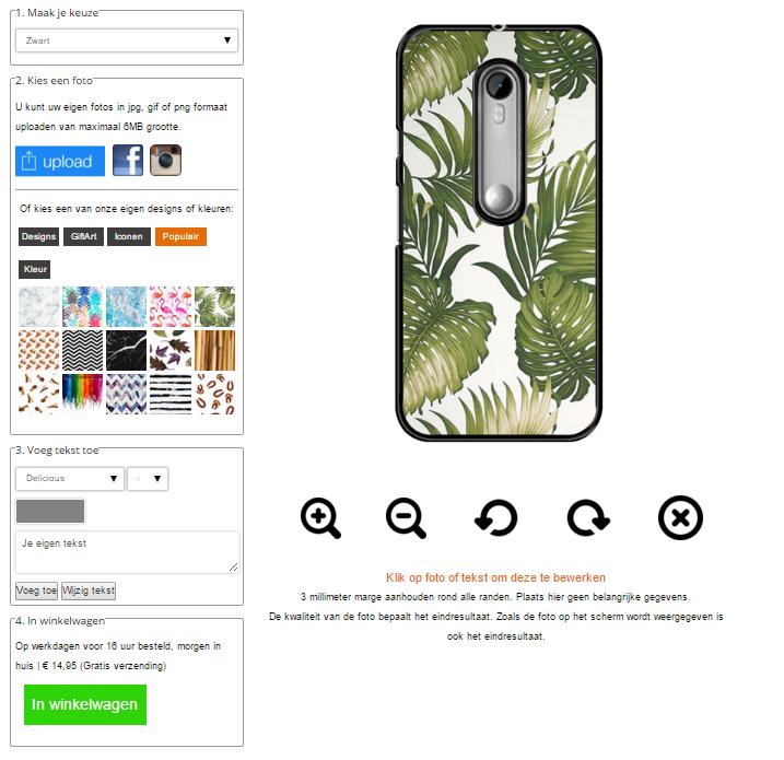 Individuelle Motorola Moto G Handyhüllen