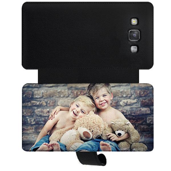 Galaxy A5 Portemonnaie Hülle selbst gestalten