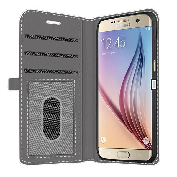 Samsung Portemonnaie Handyhülle selbst gestalten