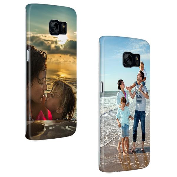 Galaxy S7 Edge Handyhülle mit Foto