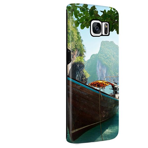 Samsung Galaxy S7 EDGE Hülle selbst gestalten