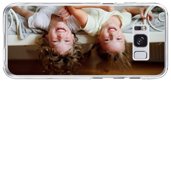 Samsung S8 PLUS Hülle selbst gestalten - Hardcase
