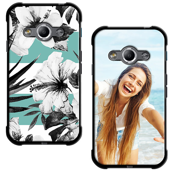 Galaxy Xcover 3 Hülle selbst gestalten