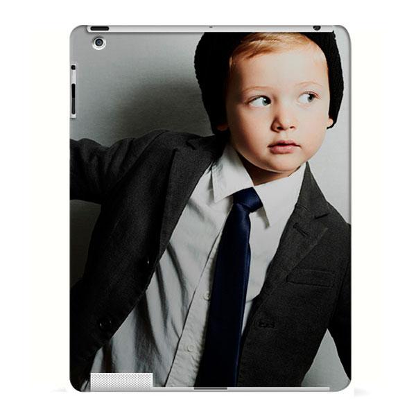 iPad 2/3/4 Hardcase rundum bedrucken