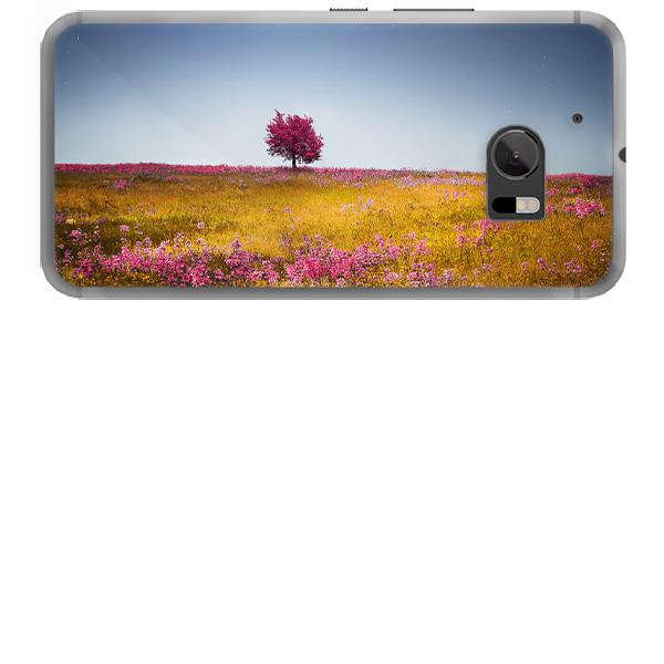 HTC 10 Hülle selbst gestalten schwarz