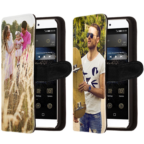 Huawei P8 Hülle selbst gestalten mit Foto