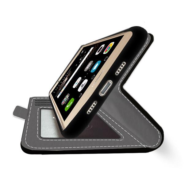 Huawei P9 Portemonnaie Hülle gestalten
