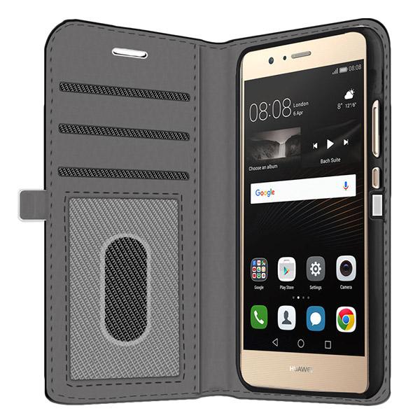 Huawei P9 Lite Wallet Case mit Foto