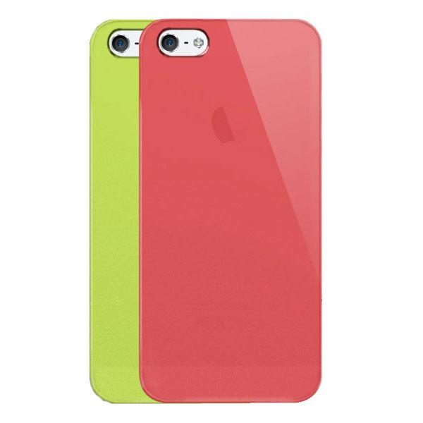 iPhone 5 Ultralight mit Foto