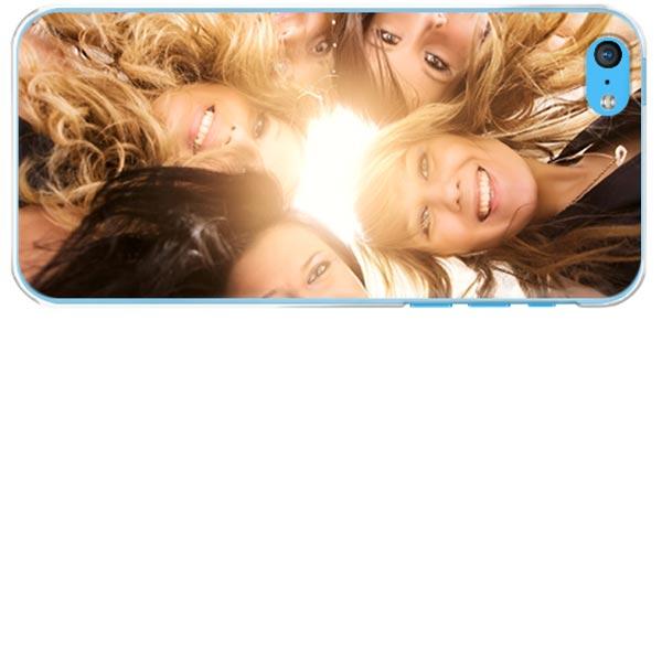 iPhone 5C Hülle selbst gestalten (Softcase)
