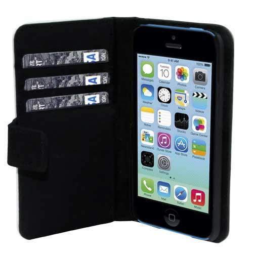 iPhone 5C Portemonnaie Hülle selbst gestalten