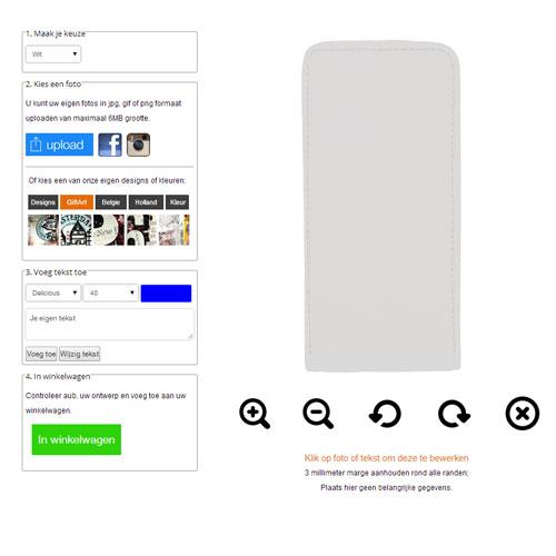 iPhone 6 Handyülle selbst gestalten mit Foto