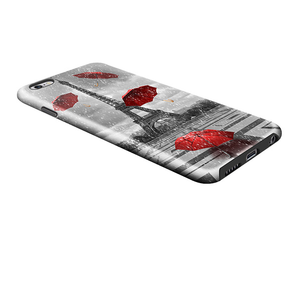iPhone 6S Tough Case rundum bedruckt