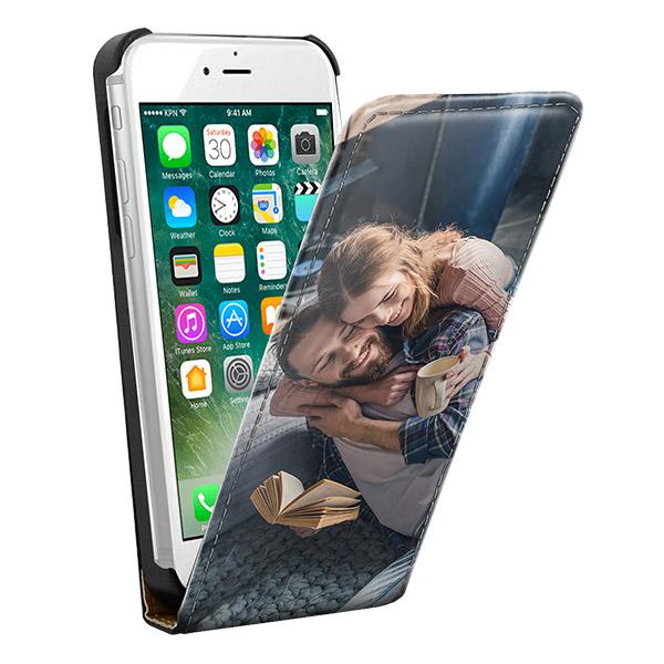 iPhone 7 Flipcase Handyhülle selbst gestalten