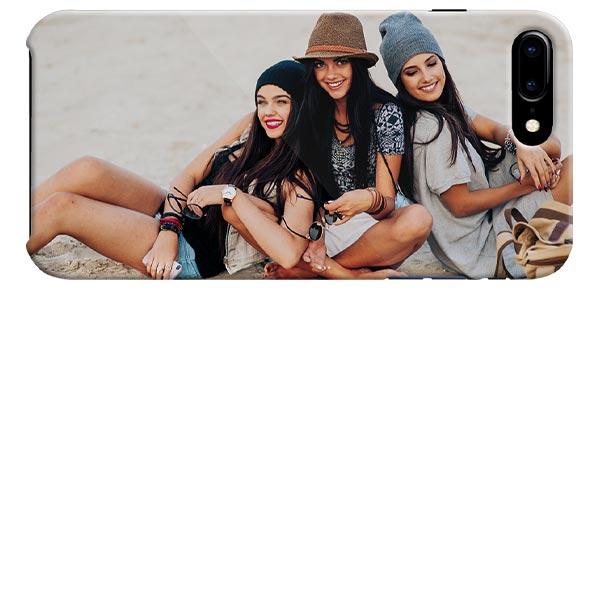 iPhone PLUS 7 Hard Case Handyhülle selbst gestalten- Rundum bedruckt