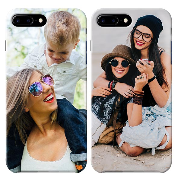 iPhone 7 PLUS Hard Case mit Foto