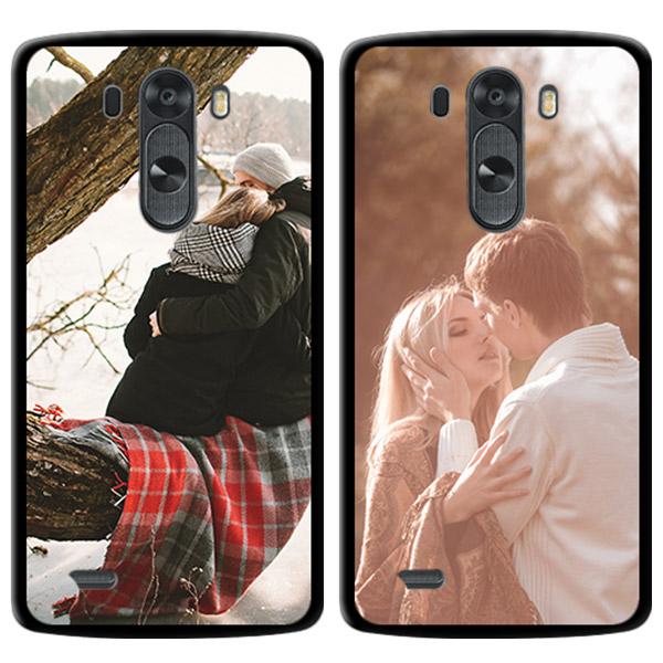 LG G3 Hardcase Hülle selbst gestalten mit Foto