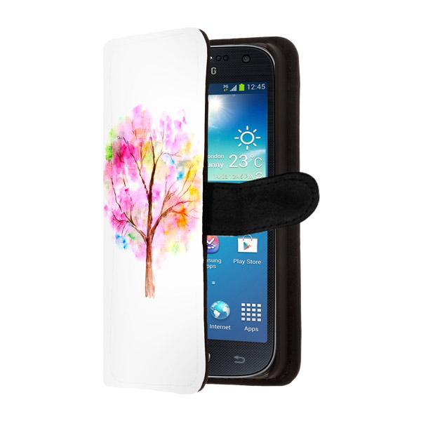 Samsung Galaxy S4 Walletcase selbst gestalten