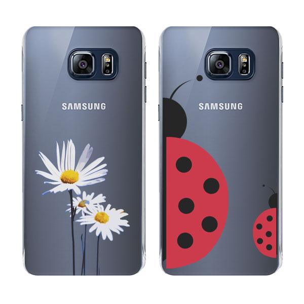 Galaxy S6 Edge + Hülle selbst gestalten