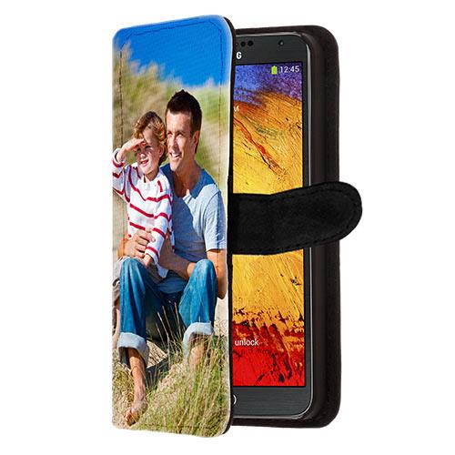 Samsung Galaxy Note 3 Portemonnaie Hülle selbst gestalten