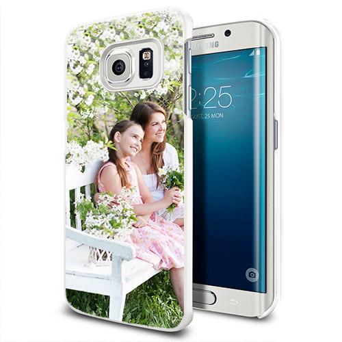 Galaxy S6 Edge Hülle selbst gestalten (Hardcase)