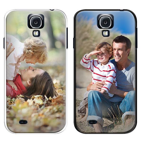 Galaxy S4 mini Handyhülle mit Foto