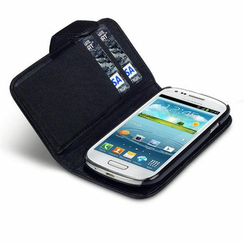 Samsung Galaxy S3 Portemonnaie Handyhülle mit Foto